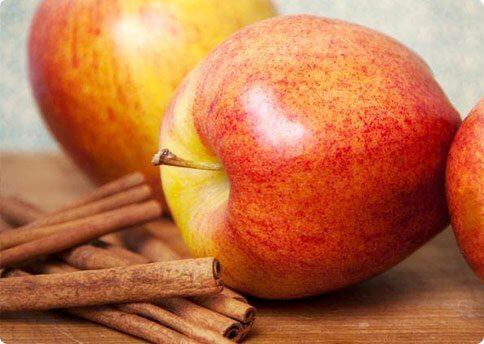 蘋果和肉桂