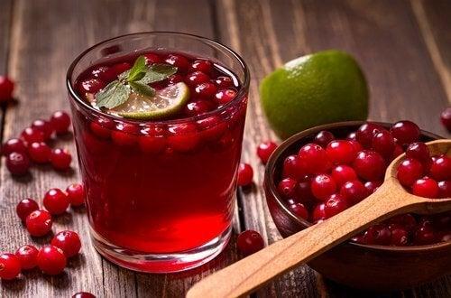 3-蔓越莓-果汁