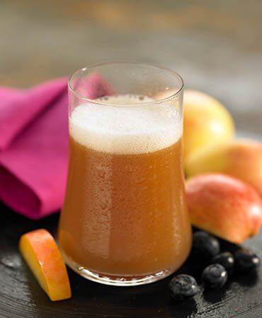 4-蘋果汁