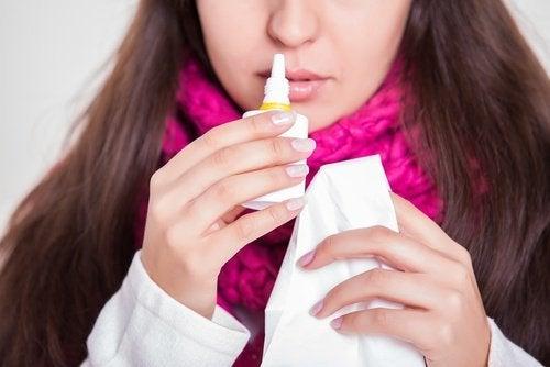 鼻腔噴霧劑