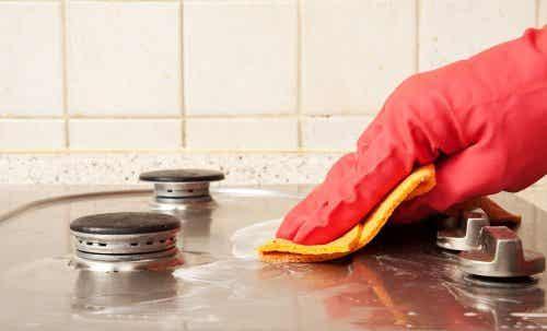 清理廚房的六大妙招