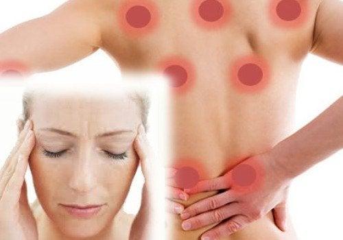 纖維肌痛的類型