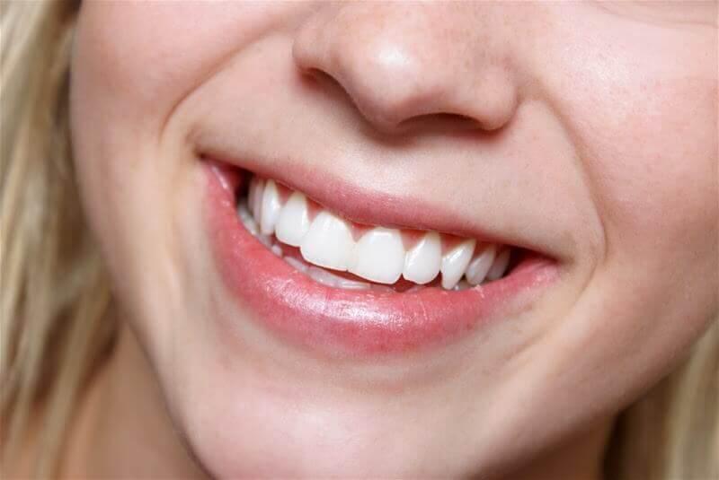 杏仁-牙齒
