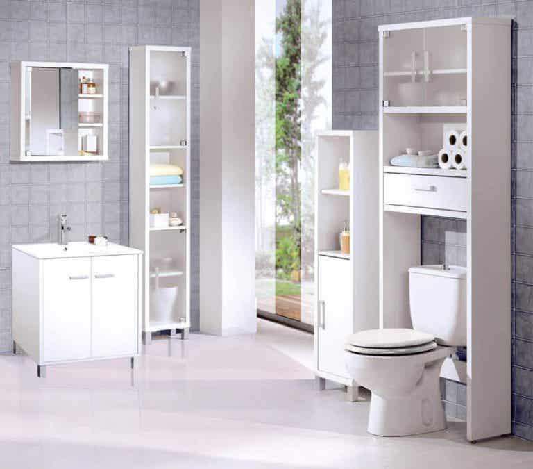 清理浴室的小秘訣