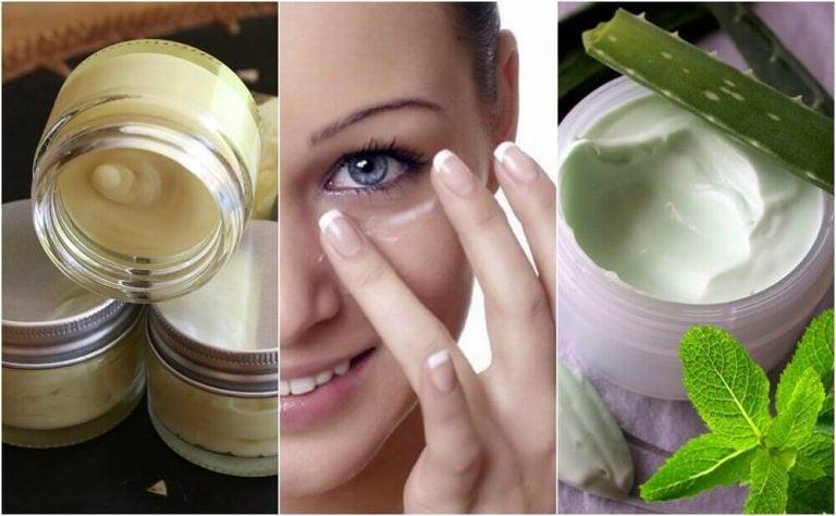讓眼部肌膚更健康的五種天然眼霜