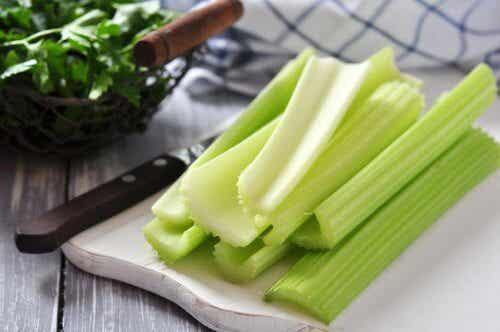 應該多吃芹菜的九個驚人理由