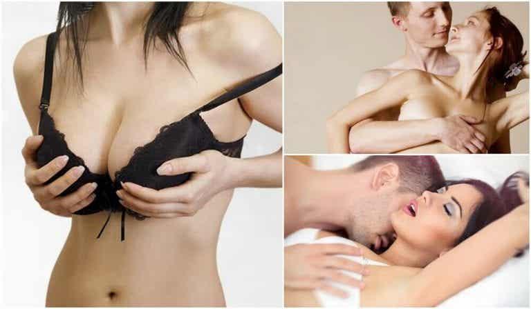 如何刺激伴侶的敏感部位