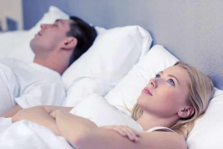 如果半夜醒來睡不著該怎麼辦?