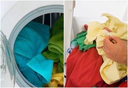 用白醋洗衣服是個好方法!