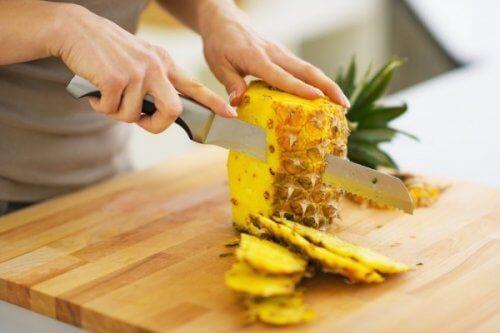 用這5道鳳梨食譜治療便秘