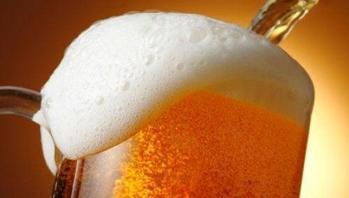 啤酒的神奇健康效果
