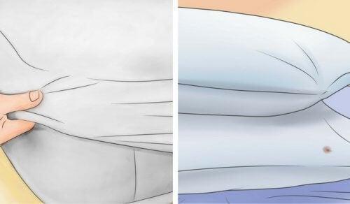如何讓床墊和枕頭潔白乾淨