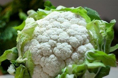 十種吃白花椰菜的理由