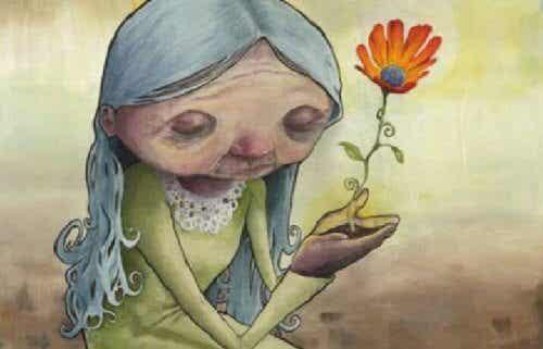 別擔心變老,而是專注於成長