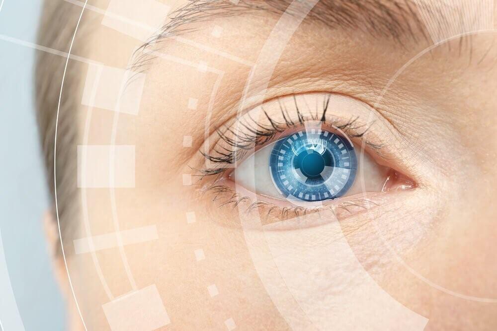 膠原蛋白-眼睛