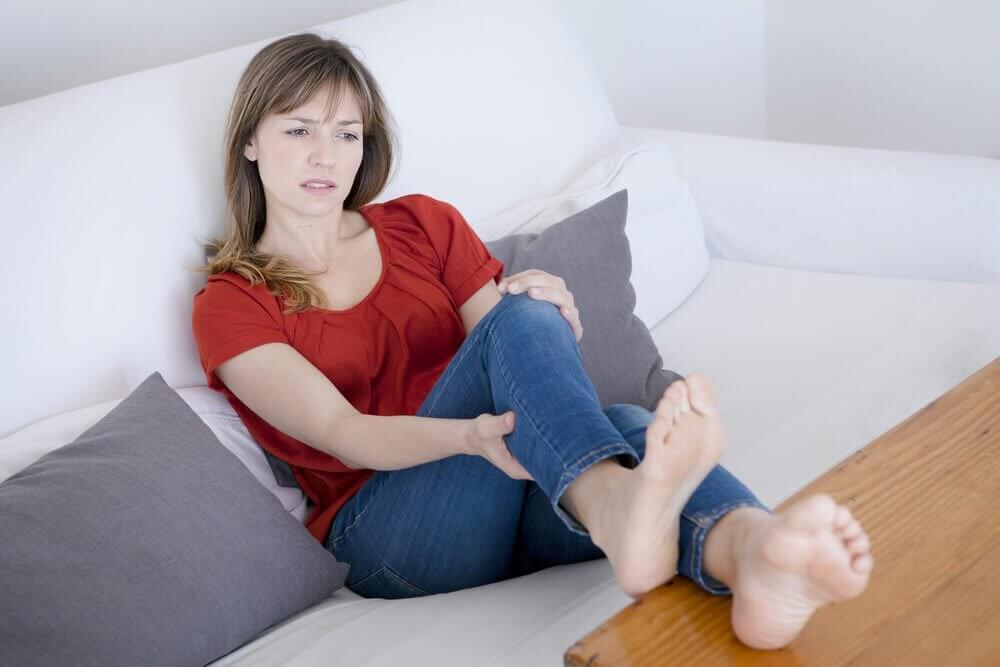 血栓-四肢疼痛