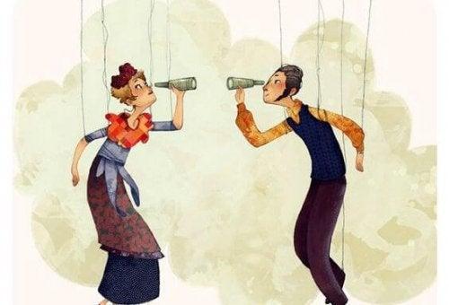 維持伴侶關係的五秘訣