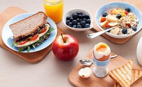 有效減重的五個簡單早晚餐步驟