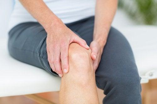 膝蓋和肌肉疼痛