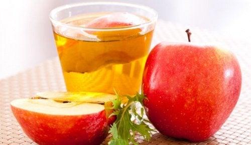 蘋果醋的健康