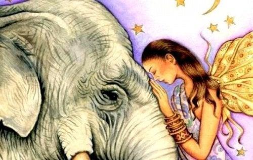 大象的女人