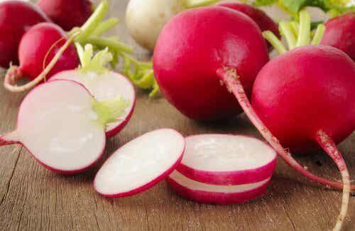 吃小櫻桃蘿蔔的七大原因:有療效喔!
