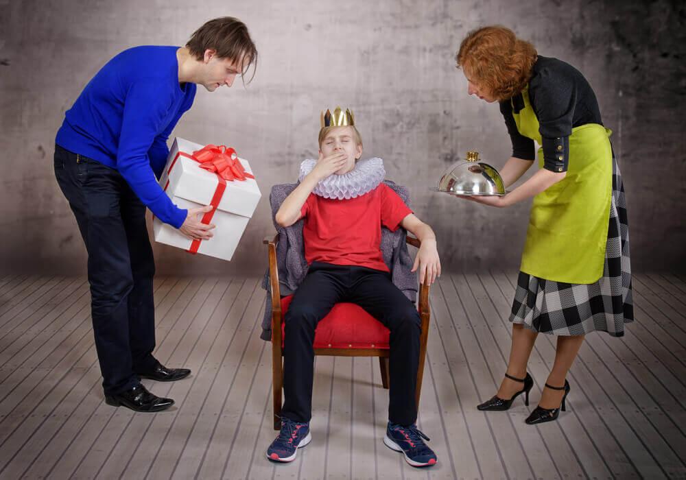 富二代症候群-避免