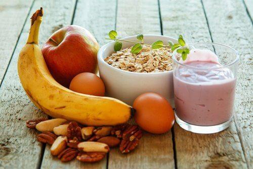 六種早餐食物讓您獲得額外能量