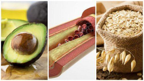 八種可抑制高三酸甘油脂食物