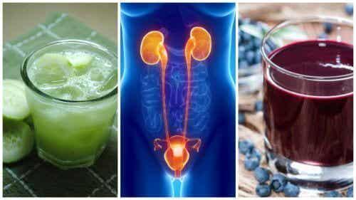 對抗尿道感染的5種飲品