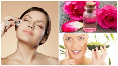 獲得健康緊實雙頰的六種技巧