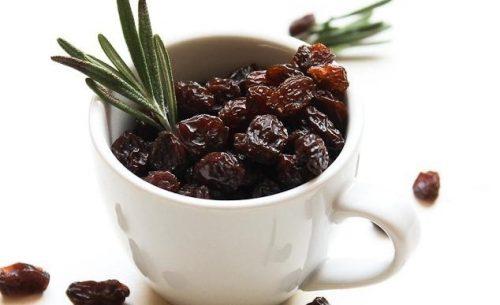 早上要吃葡萄乾的六種理由