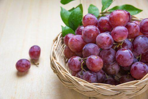 10種有抗老作用的水果