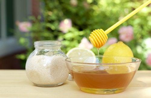 蜂蜜檸檬糖