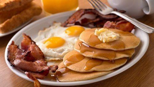 早餐該避開的5種食物