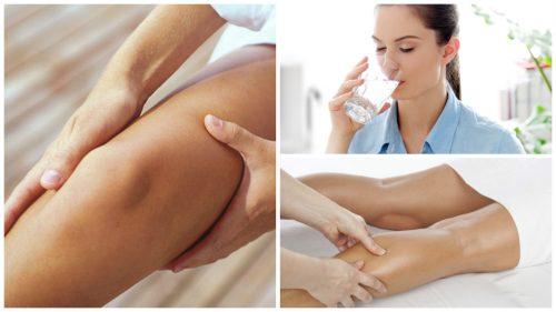避免水腫和改善血液循環的七大妙方