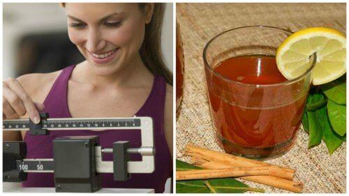 幫助減重的肉桂月桂葉茶