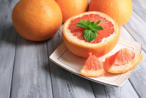葡萄柚飲食