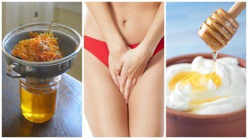 6種告別過度陰道分泌物的家庭療法