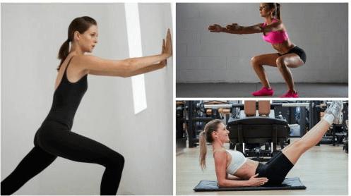 六種不上健身房的健身方法