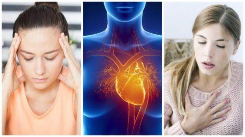 女性易忽略的七個心臟病發作徵兆