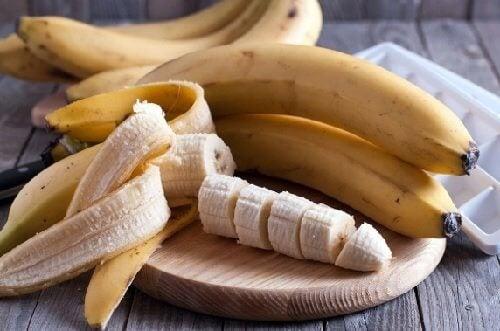 香蕉蜂蜜髮膜
