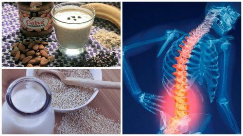 6種預防骨質疏鬆的天然療法