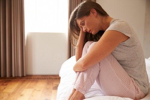 六種可導致憂鬱症的壞習慣