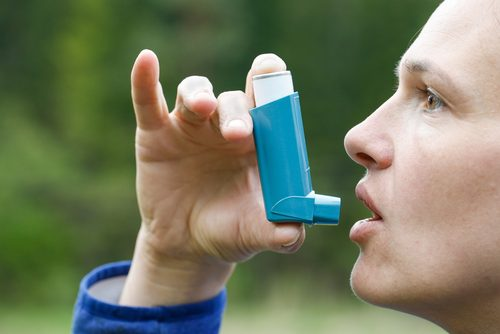用自然療法對抗氣喘
