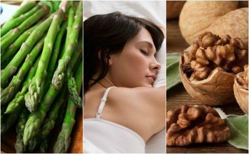 幫你睡得更好的食物:吃這9種富含黑色素的食物!