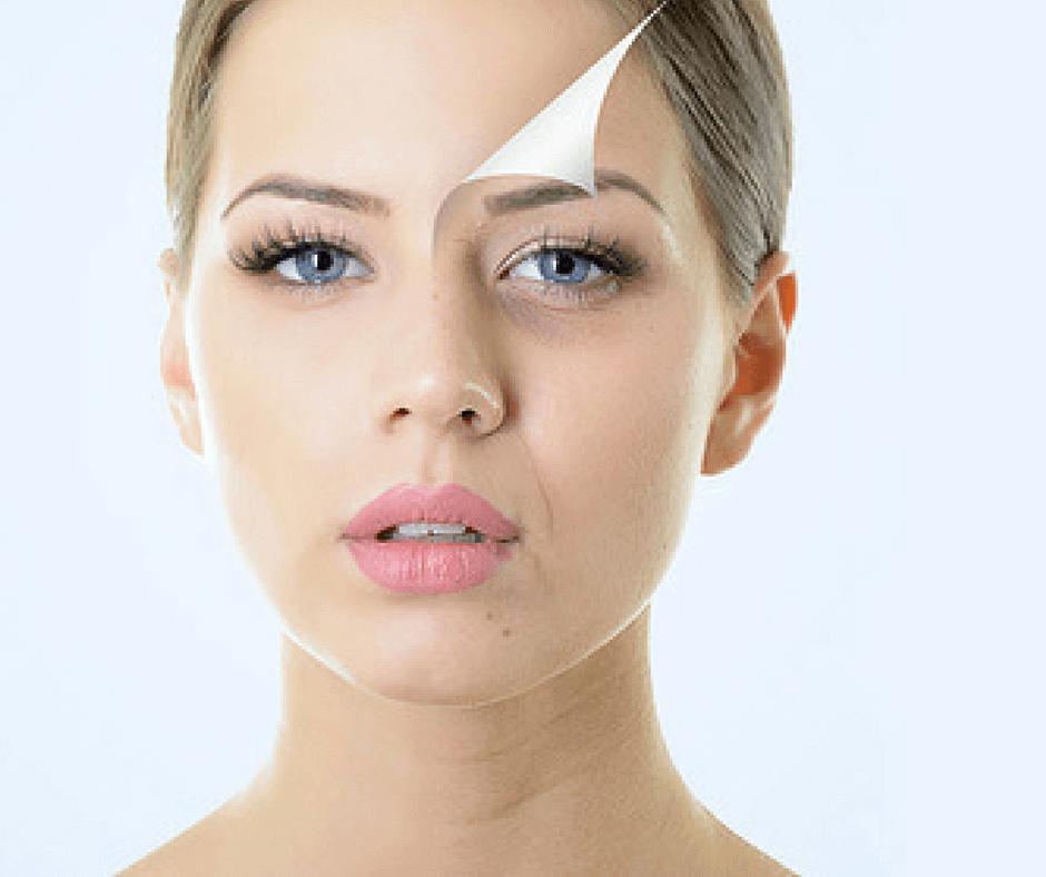 讓肌膚健康的四種維生素