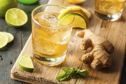 探索薑汁水的5項益處