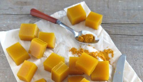 薑黃蜂蜜明膠丁:消炎聖品!