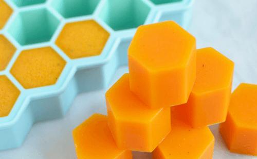 薑黃蜂蜜凝膠